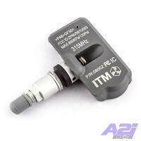 1 Tpms Tire Pressure Sensor 315mhz Metal For 14-15 Chevy Silverado