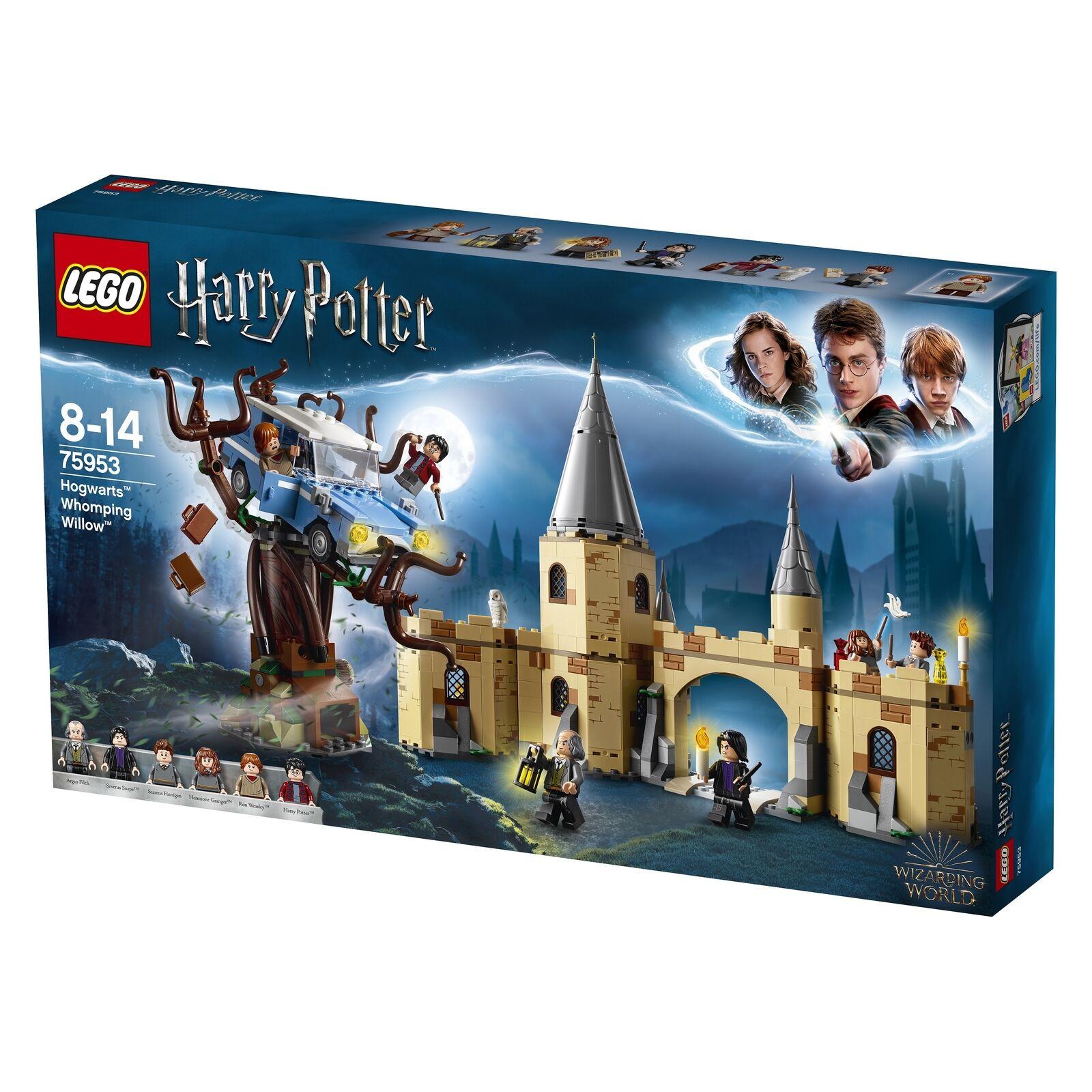 LEGO (r) Harry Potter 75953 la peitschende  pâturage de Poudlard, 753 Pièces  magasin d'usine