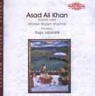 Raga Jaijaivanti by Asad Ali Khan (CD, Jun-1999, Nimbus)