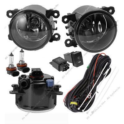 RH&LH Fog Light w/ Bulb Switch Wiring k For Suzuki SX4 ...