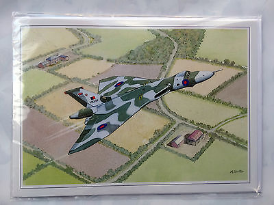 Plane Design Open Blank  Birthday Card Nostalgic Lancaster B Mk 1 Special