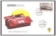 FERRARI BUSTA UFFICIALE - 1969  FERRARI  212 E