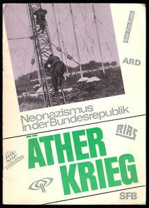 Propaganda-Broschuere-Neonazismus-in-der-Bundesrepublik-Atherkrieg-1969