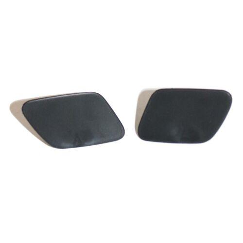 2 x New For BMW E70 X5 2006-2013 Bumper Headlight Washer Cap Cover