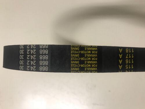 Correas de transmisión Shark bcb300 868x24 2x30