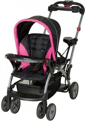 Sit And Stand Ultra Single Baby Stroller Infant Toddler