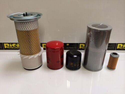 Sumitomo SH75U Filter Service Kit