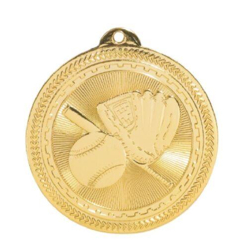 Baseball Medal Award Trophy With FREE Lanyard FREE SHIPPING BL202