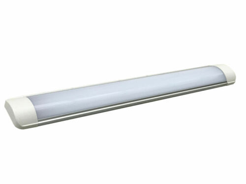 New 36W 18W Slim Linear LED Fluro Fluorescent batten light tube 120 60 cm