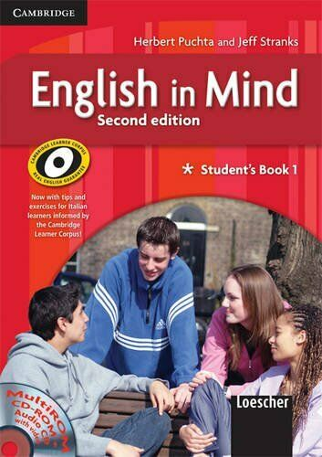 english in mind 1-2nd edition. multimedia pack 1 puchta herbert, stranks jeff 97