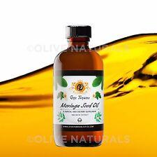 Moringa Seed Oil 4 oz ~ 100% Pure by Gye Nyame Holistics