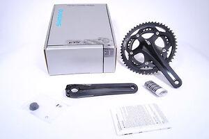 Shimano 105 Crankset Fc 5700 53 39t 2x10 Speed 175mm Cranks Black