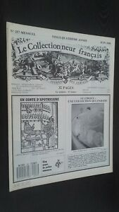 Rivista-Il-Collezione-Francese-N-257-Giugno-1988-Be