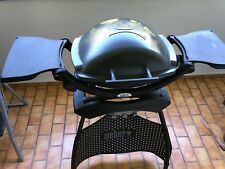 Weber Elektrogrill Q 1400 : Weber grill q maroon elektrogrill ebay