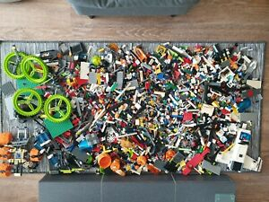 LEGO-TECHNIC-LEGO-massives-d-039-emplois-Lot-Bundle-5-kg