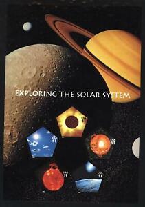 SCOTT 3410 2000 $5 EXPOLRING THE SOLAR SYSTEM ISSUE MNH OG VF CAT $17!