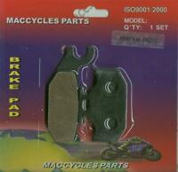 Bombardier Disc Brake Pads Traxter Max 650 2004-2005 Rear (1 Set)