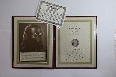 American Coin Treasures 4678 Widows Mite Coin