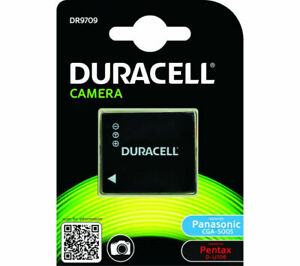 DURACELL DR9709 Lithium-ion Camera Battery - Currys