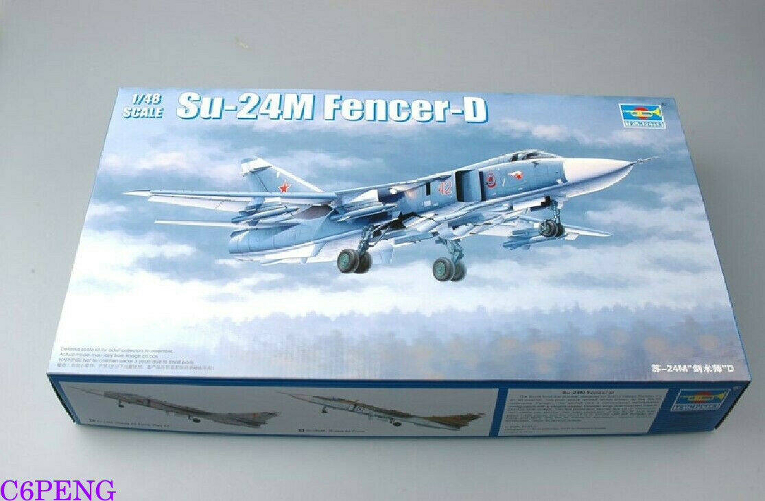 Trumpeter 02835 1 48 Su-24M Fencer-D HOT