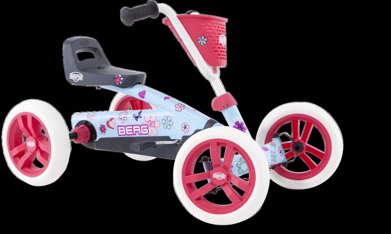 Berg Buzzy Bloom Gokart Go Kart Cart Kinderfahrzeug Kinderfahrzeug Kinderfahrzeug BergToys Kinder 2-5 Jahre 1a07f1