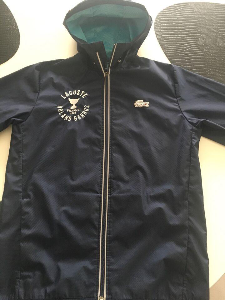 Regntøj, Vind- regn jakke , Lacoste