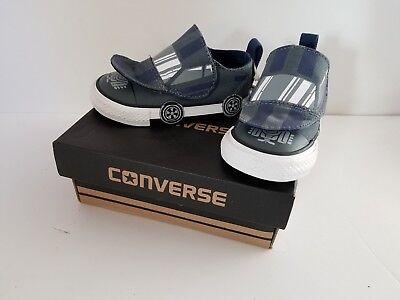 f6ba3dac573b0 Converse Kids Chuck Taylor All Star Ox Creatures Admiral Sneaker Toddler  size 5 886955158252 | eBay