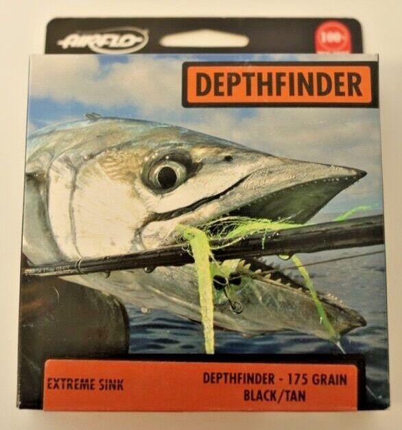 Airflo Depthfinder 175  Grain Sink Tip Fly Line ON SALE  guaranteed