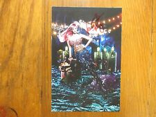"""KATY  PERRY (""""Fantasy Mermaid/Part of Me/Dark Horse"""")Signed  6 X 9  Color  Photo"""