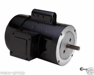 B519 1 2 hp 3450 rpm new ao smith electric motor ebay for Ao smith 1 2 hp motor