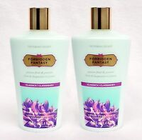 2 Victoria's Secret Vs Forbidden Fantasy Hydrating Body Lotion Passion Jasmin