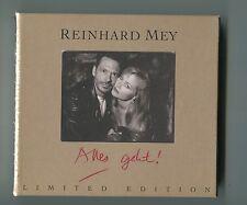 Reinhard Mey - CD PROMO - ALLES GEHT Limited Edition 1992 INT 892.768 Papierbox