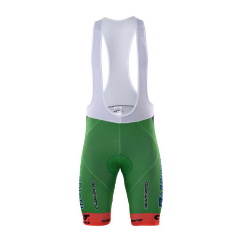 KJX4477 Mens Racing MTB Cycling Short Sleeve Jersey and bib Shorts Padded