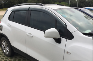 For Chey Chevrolet Trax 2015-2017 4PCS Window Visor  Sun Rain Guard Vent Shade