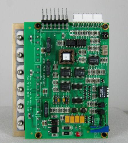 PC-000-0225 REV A00 From KLA Tencor Details about  /Western Servo Design P//N