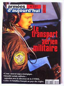 Armees-d-039-Aujourd-039-hui-n-221-du-06-1997-Le-transport-aerien-militaire-L-039-eau