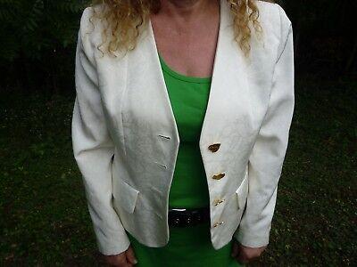 Veste Blanche Yves Saint Laurent Vendite Economiche 50%