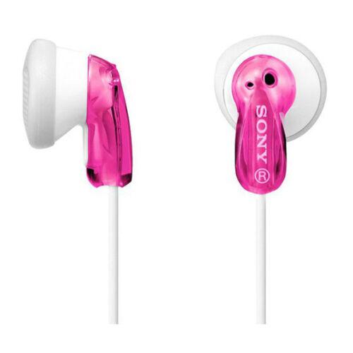 Sony MDR-E 9 LPB In-Ear Kopfhörer Signalübertragung per Kabel analog