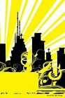 Journal Your Life's Journey: Urban Skyscraper on Yellow, Lined Journal, 6 X 9, 100 Pages by Journal Your Life's Journey (Paperback / softback, 2015)