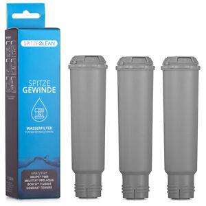 4 Water Filters fits Krups EA XP Siemens Surpresso Melitta Caffeo Nivona AEG