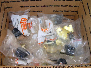 """Lot of 6 New Sealed 100050 HYDRA-ZORB 1//2/"""" OD Pipe Cushion Clamp"""