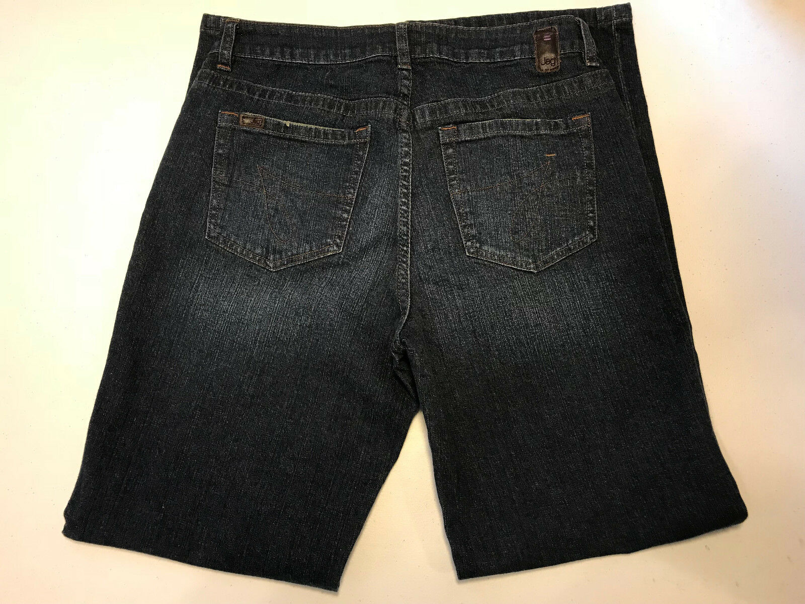 New JAG Foster FIt Mid-Rise Bootcut Stretch Jeans Size 10P