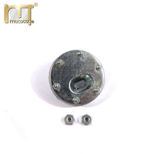 Mato Turret Side Metal Pistol Port For HL 3818-1 1//16 1:16 RC Tiger 1 Tank