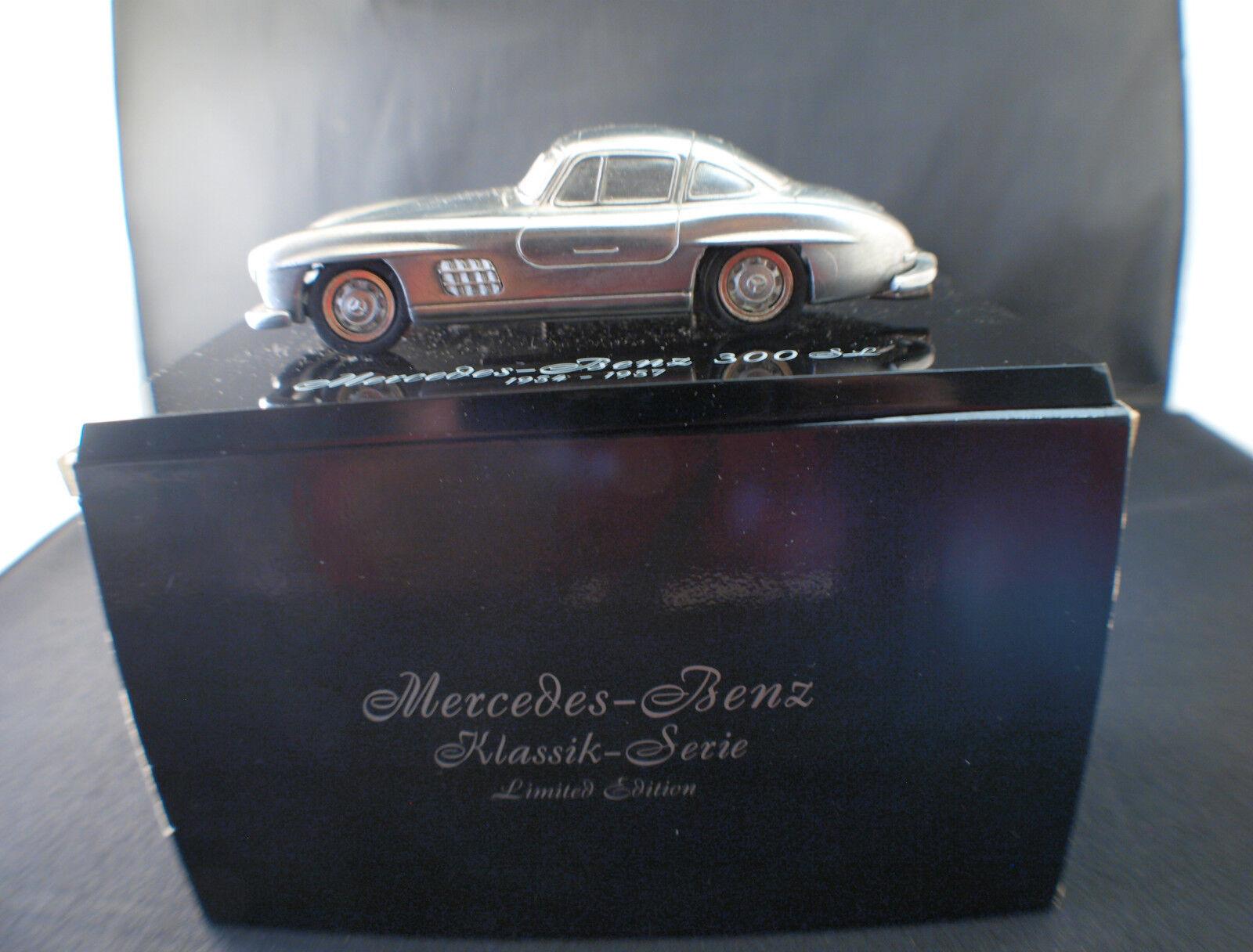prendi l'ultimo Danhausen Mercedes Benz 300 SL 1954-1957 1954-1957 1954-1957 10,5 cm en métal sur socle 1 43 RARE  prezzo ragionevole