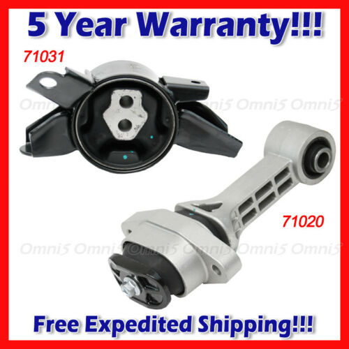 L881 For 11-16 Hyundai Elantra 1.8L AUTO 14-16 Korean Built Motor /& Trans Mount