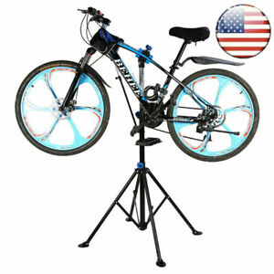 Steel-Bike-Bicycle-Maintenance-Mechanic-Repair-Tool-Rack-Work-Stand-Holder