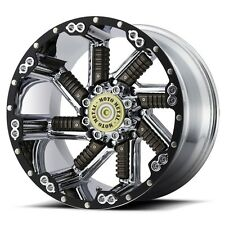 20 Inch Chrome Wheels Rims Chevy Silverado 2500 3500 Truck 8x6.5 Lug MO979 20x12