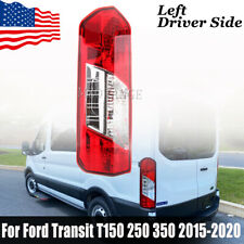 Left Driver Side Tail Lights For Ford Transit T150 250 350 2015 2020 Brake Lamps