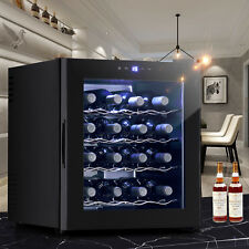 16 Bottles Thermo Electric Freestanding Wine Cooler//Chiller Beer /& Champagne