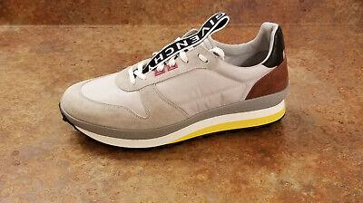 Top Runner Sneakers Gray Mens